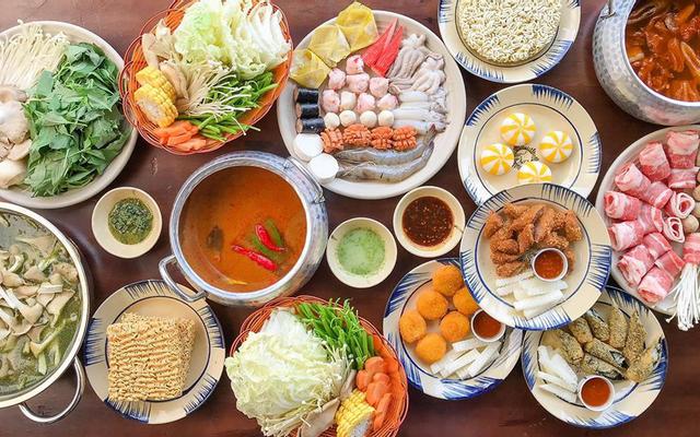 Ăn Vặt Shin 4 - Lẩu Nướng Chị Gái Tân Thời