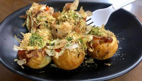 Takoyaki - Tiệm Bánh Bạch Tuộc - Nguyễn Hoàng