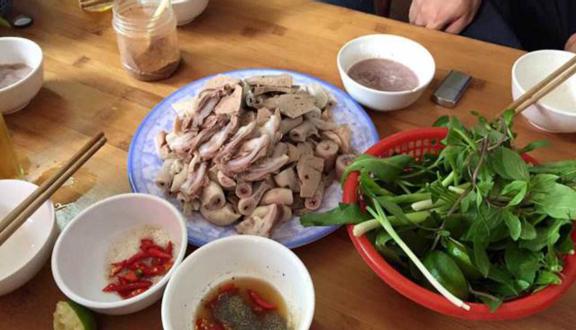 Thanh Hương - Cháo Lòng Hà Nội - Đường Số 1