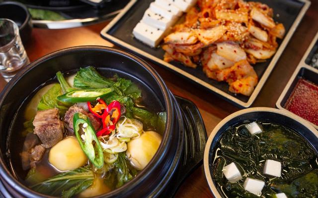 Chingu Bbq Korean Restaurant