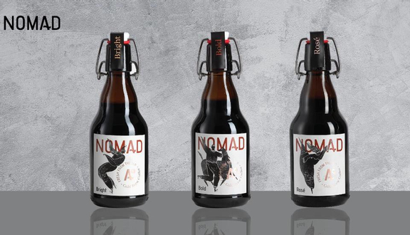 Nomad Cold Brew Coffee