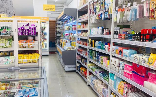 OK Mart - Thế Giới Hàng Hàn Quốc