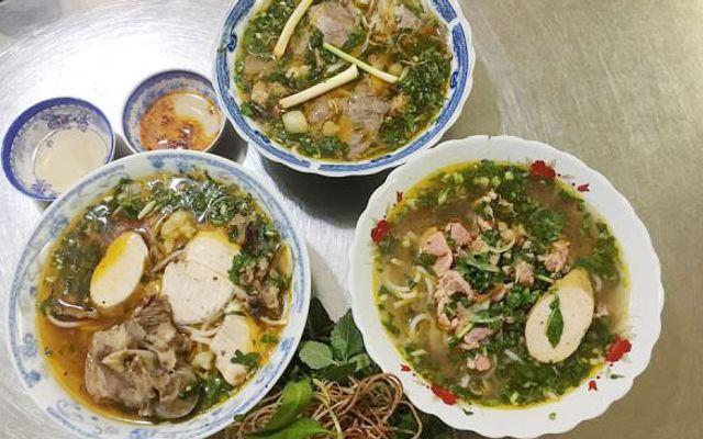 Bún Bò Đà Lạt - Hồ Xuân Hương