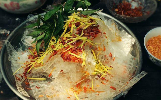 Bánh Tráng Trộn & Xoài Lắc - Lê Hồng Phong