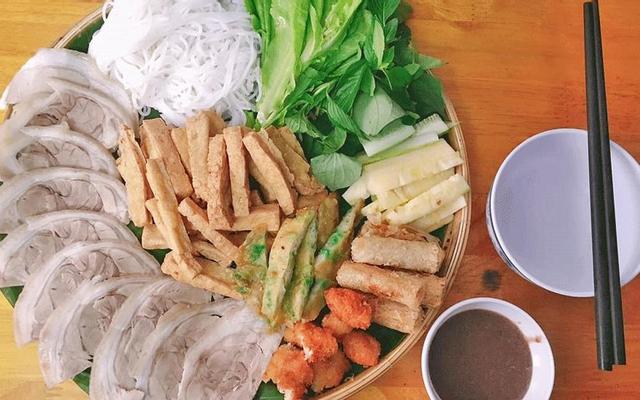 Bún Đậu Cô Thắm - Nguyễn Văn Tiết