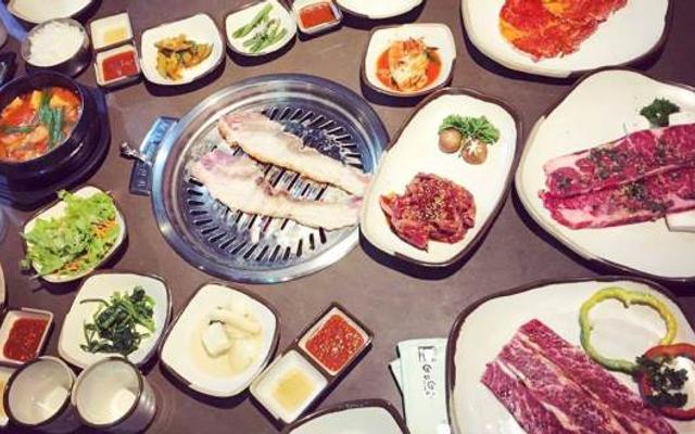 Gogi House - Nướng Hàn Quốc - Trần Nguyên Hãn