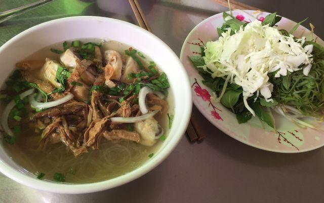 Hoa Giấy - Miến Măng Ngan, Bánh Canh Gà & Bún Bò Huế