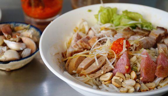 Vân - Bún Mắm & Bánh Tráng Đập