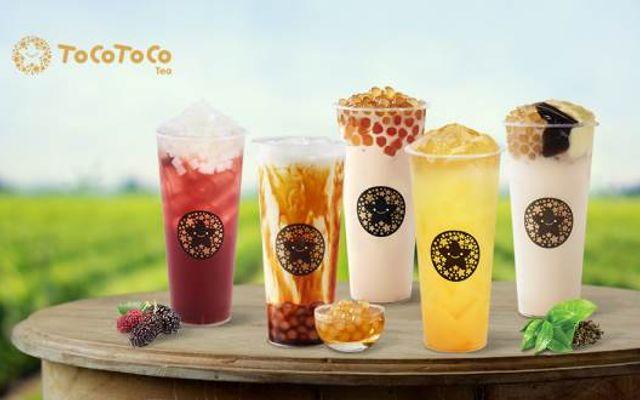TocoToco Bubble Tea - Gò Xoài