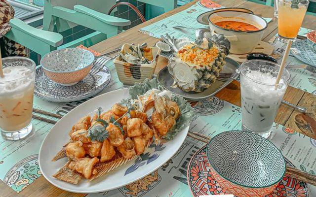 Kin Kon Thai Street Cuisine