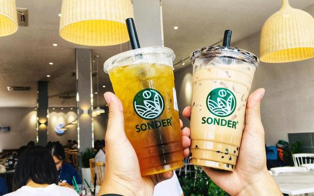 Sonder - Tea & Coffee - Mạc Thiên Tích