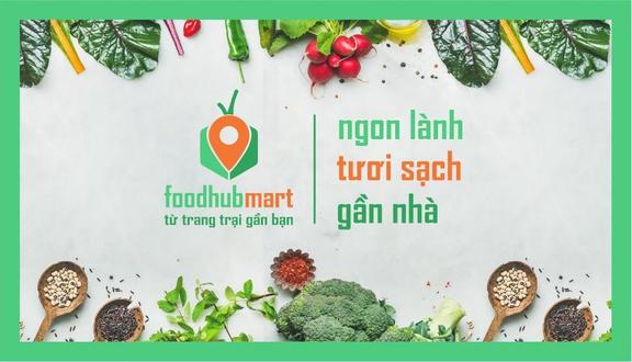 Hub Chợ Đầu Mối - Thực Phẩm Sài Gòn