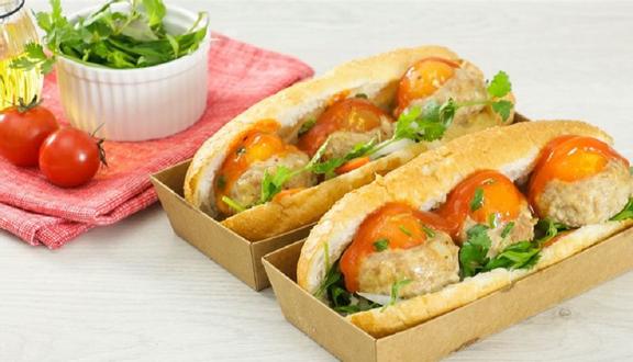 Bánh Mì Xíu Mại Trứng Muối Nhan Gia ở Tp. Đà Lạt, Lâm Đồng   Foody.vn