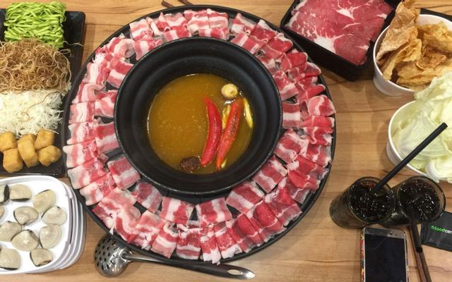 Lẩu Thái Đế Vương - Food House - Tô Hiệu