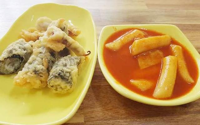 Rain Bokki - Bánh Gạo Cay Bokki Hàn Quốc - Kênh Nước Đen