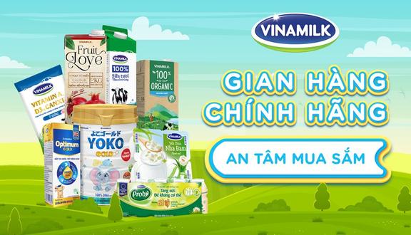 Vinamilk - Giấc Mơ Sữa Việt - Nguyễn Huệ - MP20022