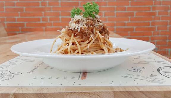 Mì Ý Nhà Pasta - Spaghetti