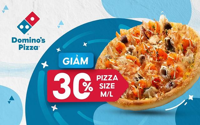 Domino's Pizza - Vincom Dĩ An