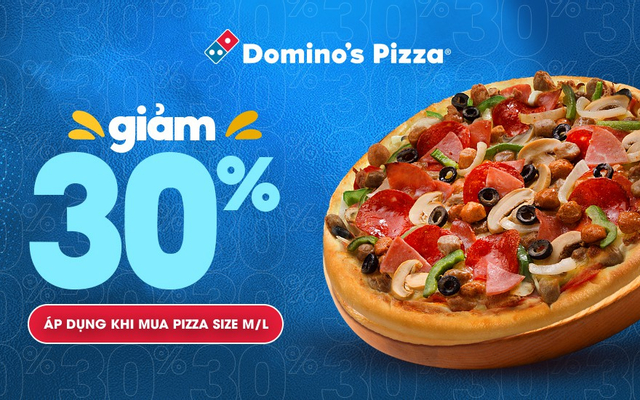 Domino's Pizza - Hàm Nghi