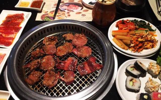 King BBQ - Vua Nướng Hàn Quốc - Big C Dĩ An
