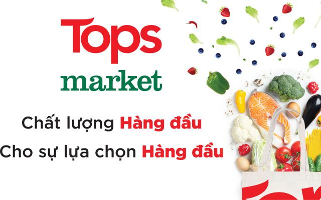 Tops Market -  An Phú