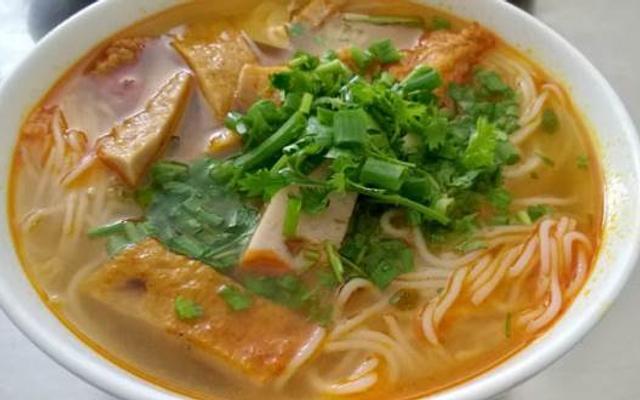 Bún Chả Cá Bà Lữ - Nam Trân