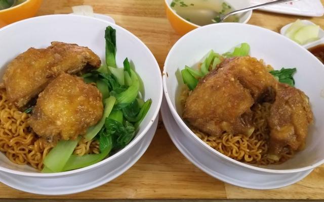 Double Q Food - Mì Gà Giòn