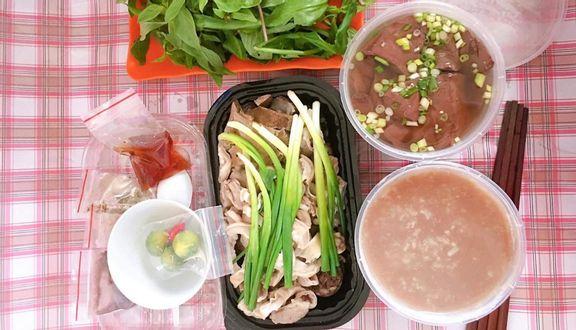 Bếp Bà Cẩm - Cháo & Lòng - Dương Văn Bé