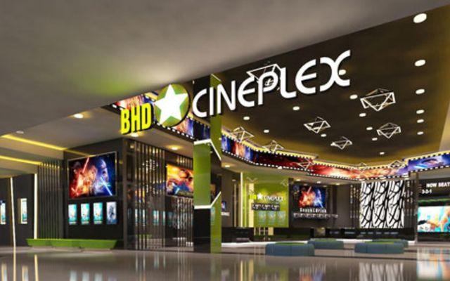 BHD Star Cineplex - The Garden