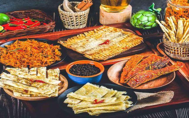 Ăn Vặt W Food - Đặng Minh Trứ
