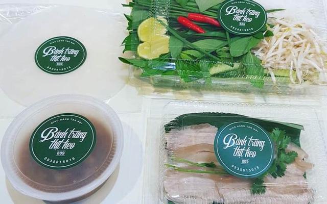Bánh Tráng Thịt Heo 809 - Shop Online