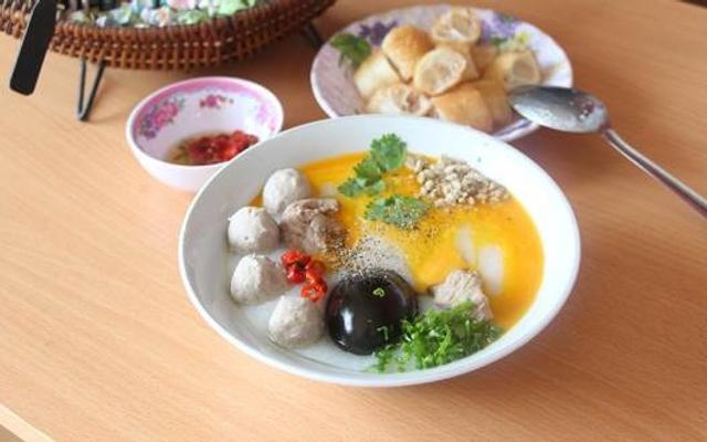 Cháo Sườn Cô Giang - Khánh Hội