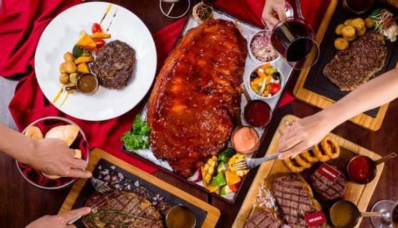 Grille6 - Salad, Steak & Pasta - Lê Văn Hưu