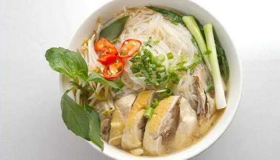 Phở Bà Thơ - Hoàng Quốc Việt