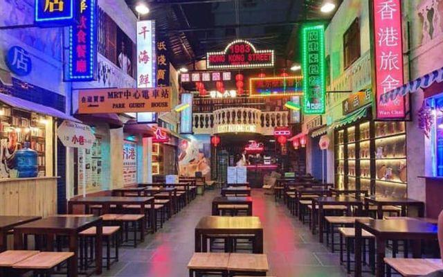 Hẻm Phố - Hong Kong Night Street