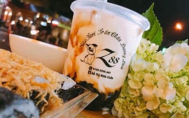Sữa Tươi Trân Châu Đường Đen Z88 - Phan Trung