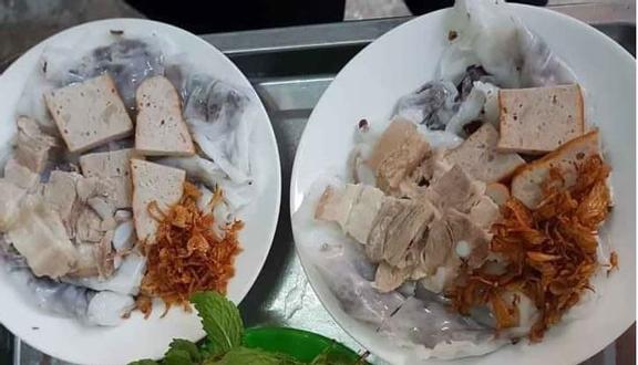 An - Bánh Cuốn Nóng - Lê Hồng Phong