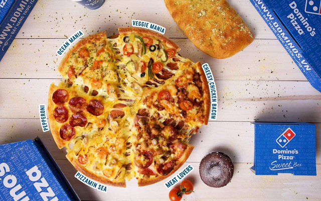 Domino's Pizza - Trung Kính