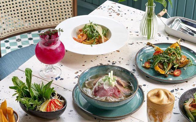 Saigon Casa Café - Lý Chính Thắng