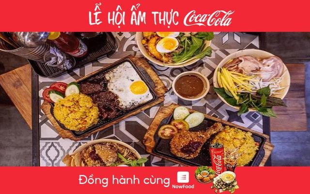 FoodFest - Mộc Vị Quán - Mì Quảng & Cơm Dĩa Nóng - NowFoodxCoca-Cola