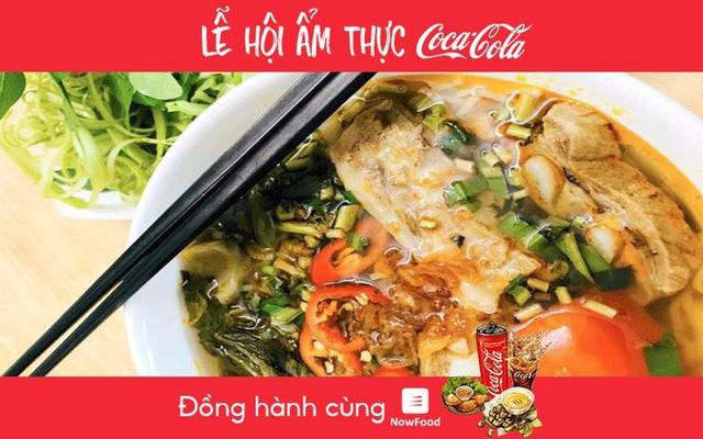 FoodFest - Bún Sườn Cải Chua & Ăn Vặt A Quắn - NowFoodxCoca-Cola
