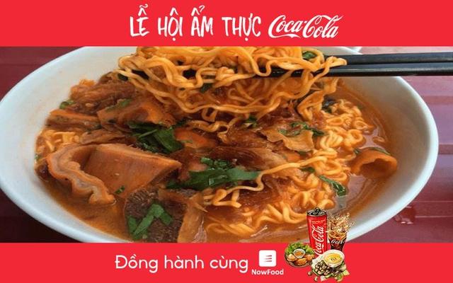 FoodFest - Phá Lấu Rubi - NowFoodxCoca-Cola