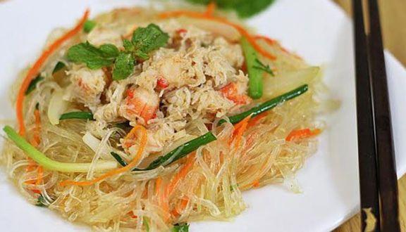 Quan ăn Truc Tre Miến Xao Hải Sản ở Quận 4 Tp Hcm Foody Vn