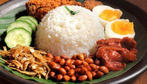 Makiucha - Gà Rán, Burger & Cơm Dừa Malaysia