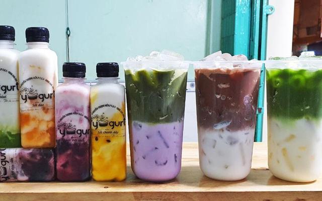 Rau Má Plus - Rau Má, Trà Sữa & Sữa Chua