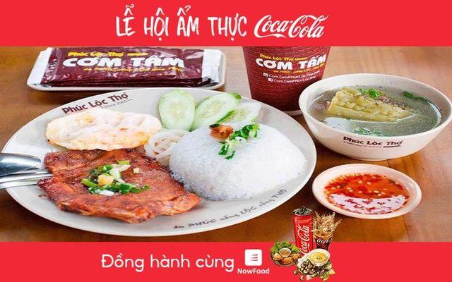FoodFest - Cơm Tấm Phúc Lộc Thọ - Nguyễn Ảnh Thủ - NowFoodxCoca-Cola