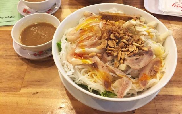 Dì Bảy - Bún Mắm Nêm Đà Nẵng - Nguyễn Thái Bình