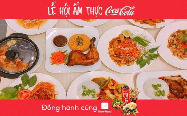 FoodFest - Cơm Gà Da Giòn - Phan Xích Long - NowFoodxCoca-Cola