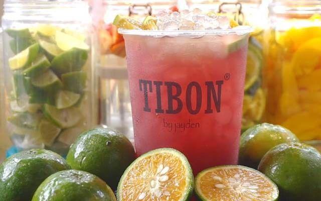 Tibon Milktea - Quang Trung