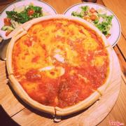 Pizza nhân nồi
